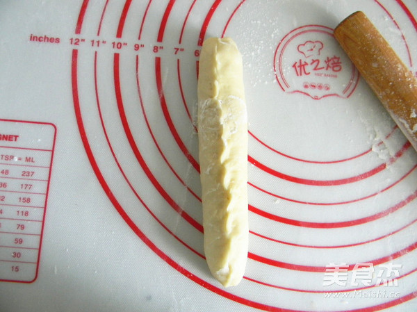 奶油夹心面包怎么做