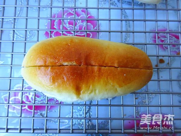 奶油夹心面包怎么煸