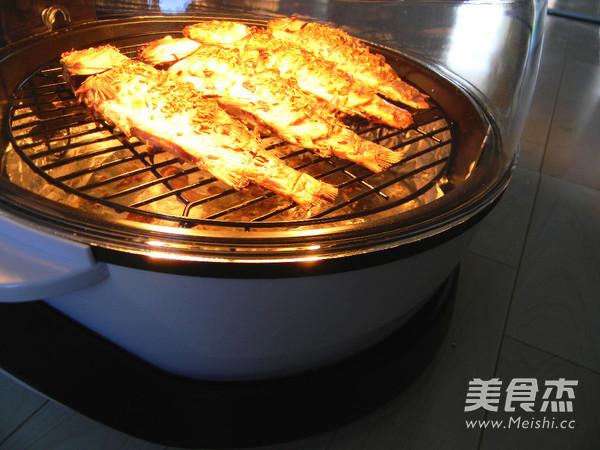 孜然烤鱼怎样做