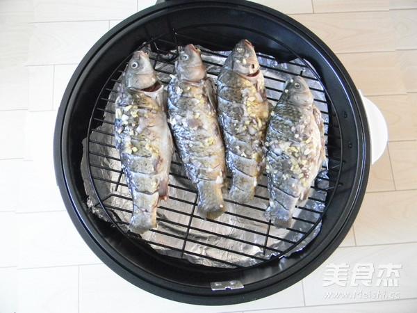 孜然烤鱼怎么煮