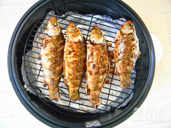 孜然烤鱼怎样炒