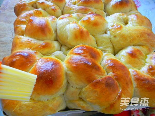 褐麦粉老面包的做法大全