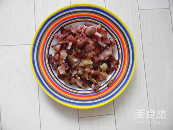 腊肉糯米卷怎么做