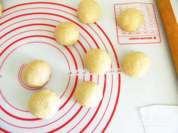 蜂蜜牛奶面包卷的做法图解