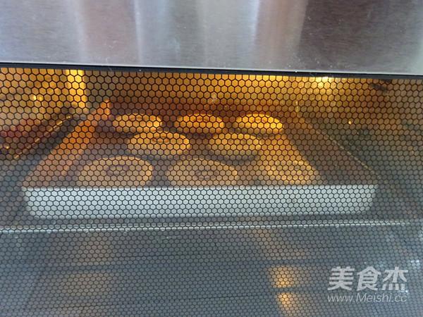 黑芝麻椰蓉酥饼怎样做