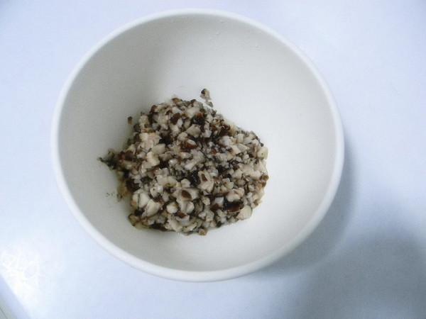 香菇白菜包的简单做法
