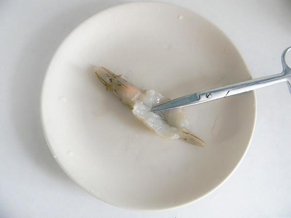 蒜蓉开背虾的简单做法