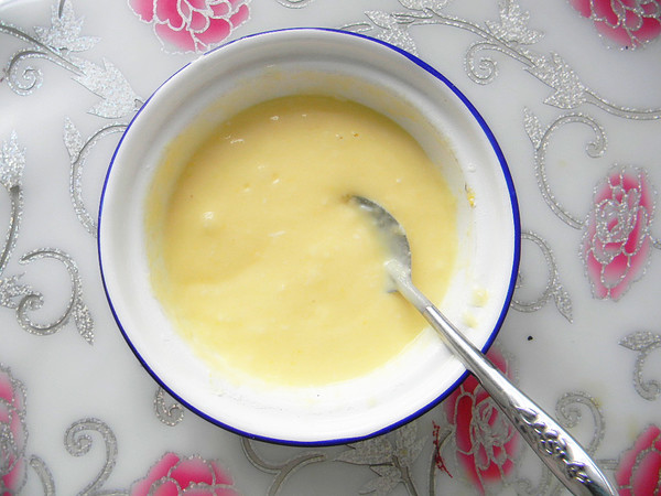 酸奶甜饼的步骤