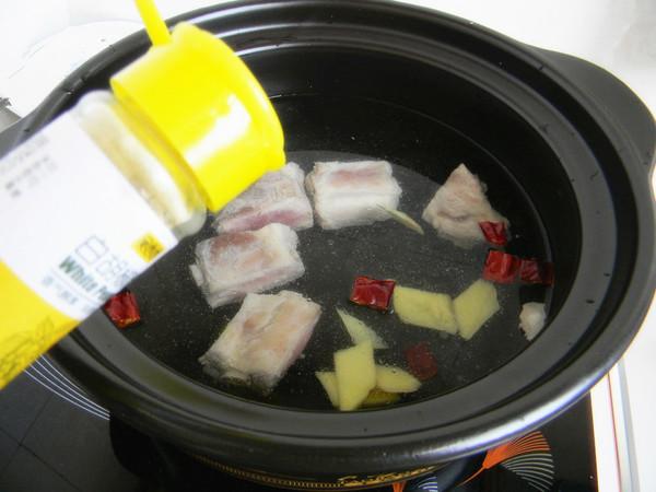 排骨土豆汤的做法图解