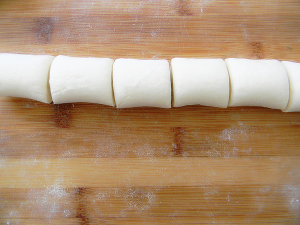 奶香刀切馒头怎么炒