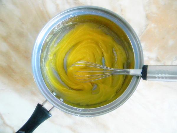 黄金海绵蛋糕的家常做法