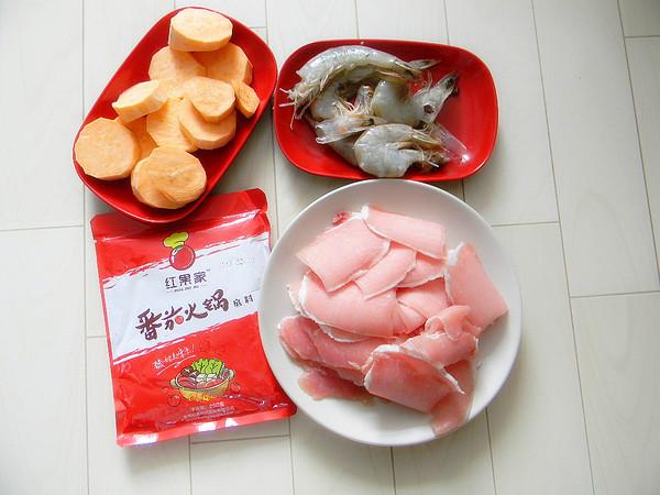 什锦番茄火锅的做法大全