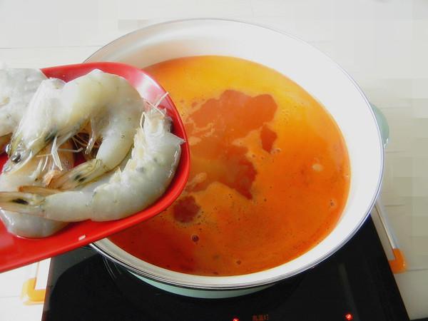 什锦番茄火锅怎么吃