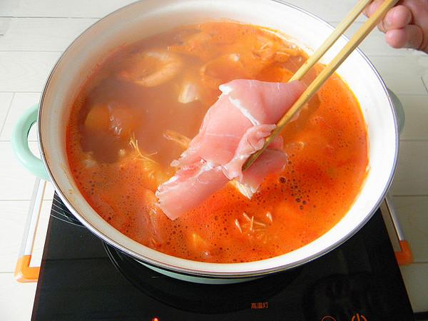 什锦番茄火锅怎么做