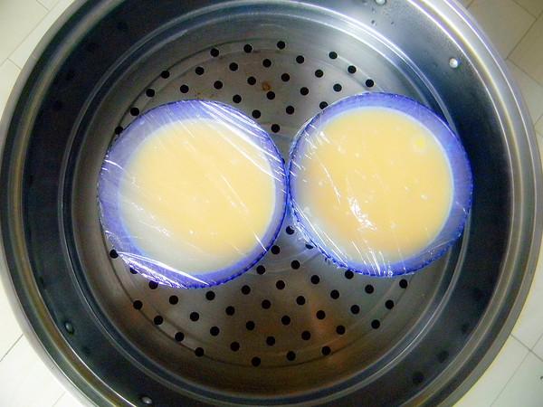 牛奶炖蛋怎么炒