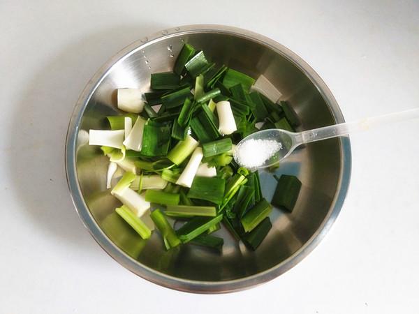 青蒜黄瓜大拌菜怎么做
