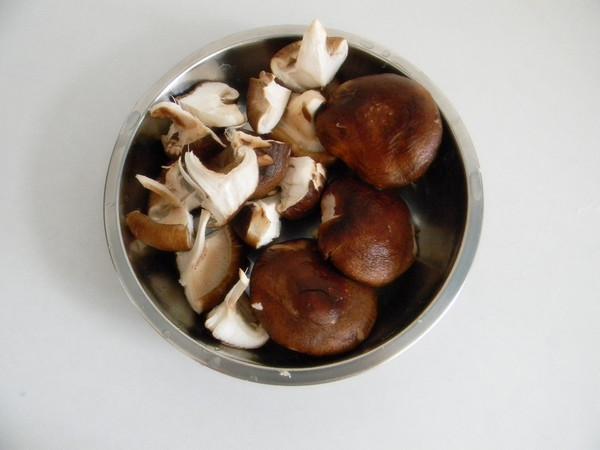 香菇白菜的做法大全