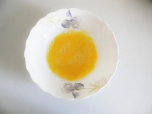 银耳炒鸡蛋的步骤