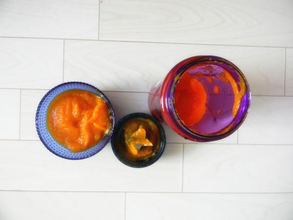 胡萝卜脆底排包的步骤