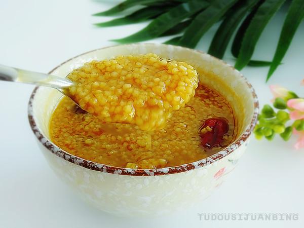 桂圆红枣小米粥怎么做
