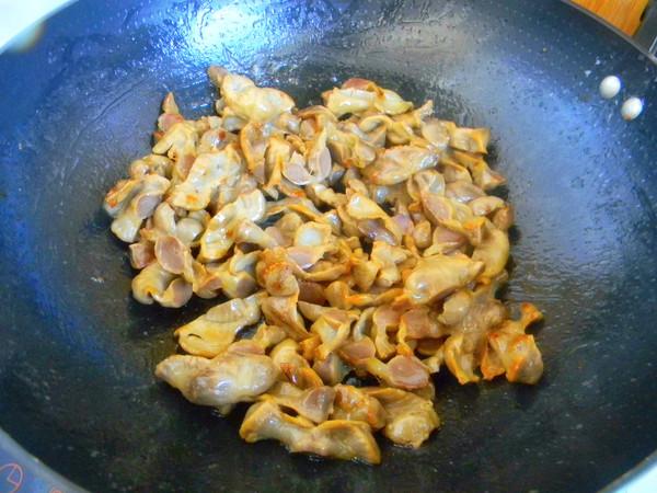 酱焖鸡胗的简单做法