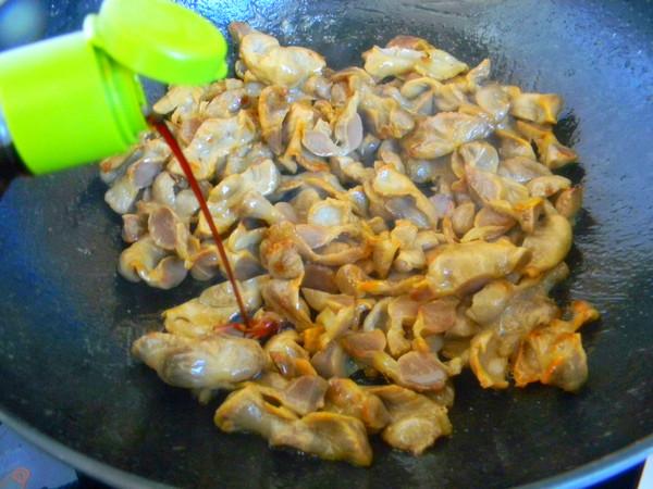 酱焖鸡胗怎么吃