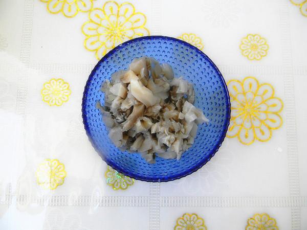 蘑菇蛋羹怎么吃