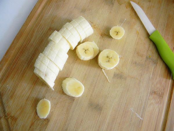 香蕉土司的做法大全