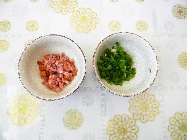 青笋焖饭的简单做法