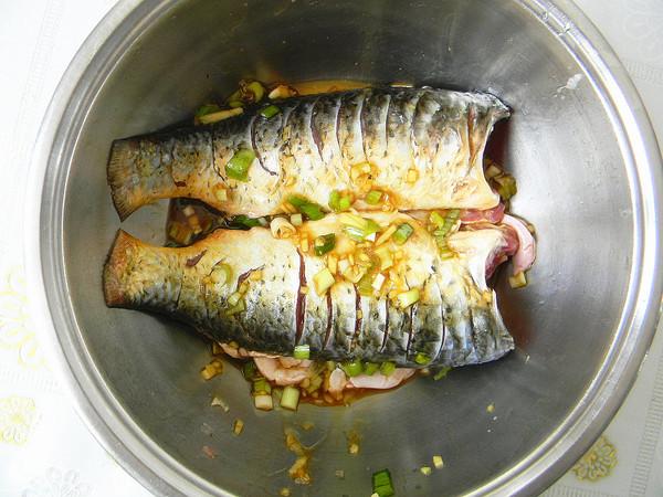 烤鱼怎么吃