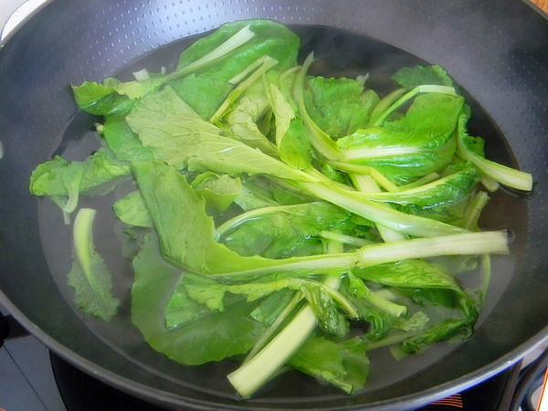 蒜香小白菜的做法图解