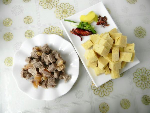 牛肉豆腐汤的家常做法