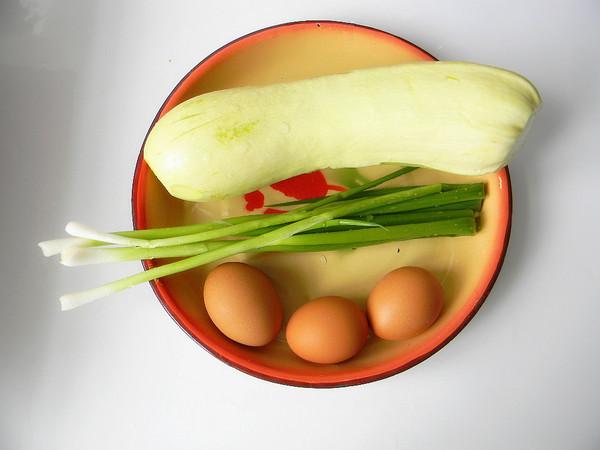 角瓜炒鸡蛋的做法大全