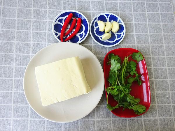 蒜香豆腐的做法大全