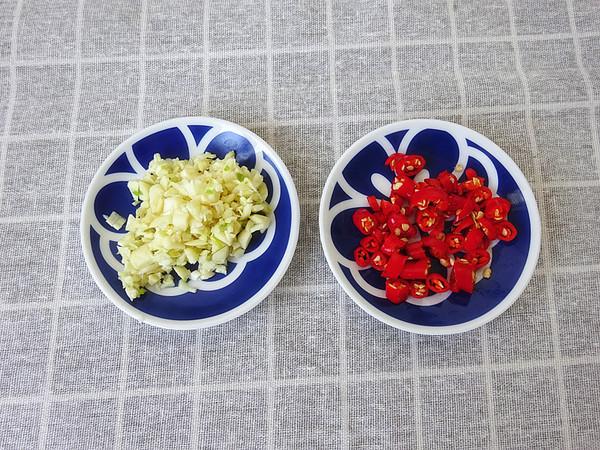 蒜香豆腐的做法图解