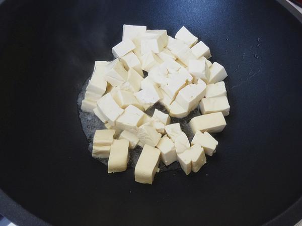 蒜香豆腐的简单做法