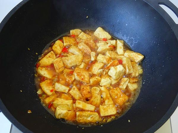 蒜香豆腐怎么煮