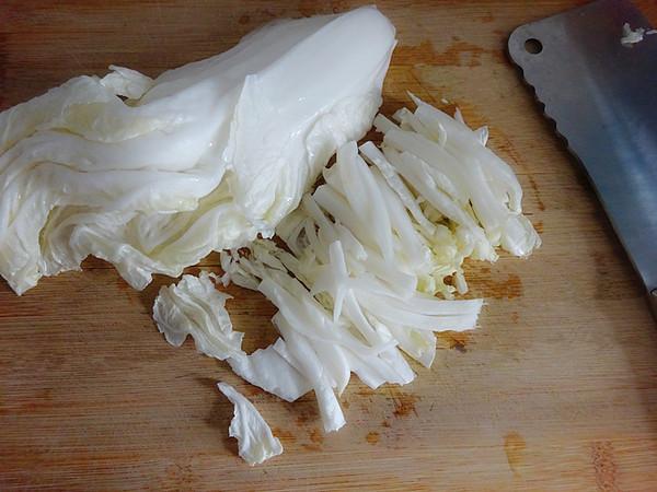白菜炖粉条的做法图解