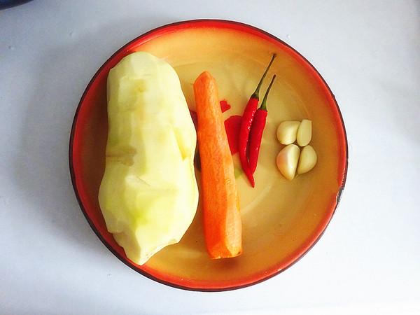土豆丝炒胡萝卜的做法大全