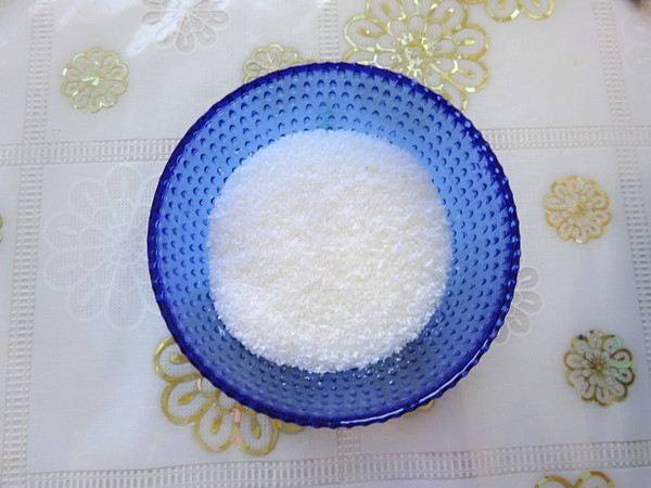 脆皮椰香南瓜炸糕的简单做法