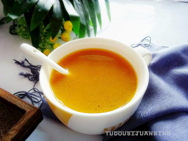 胡萝卜银耳藜麦汁的简单做法