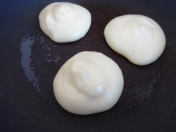 无油舒芙蕾松饼怎么煮