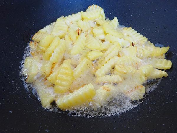 鸡胗炒土豆的家常做法