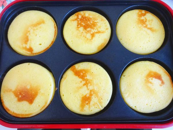 鸡蛋玉米饼怎么煮