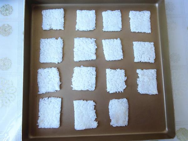 大米饭磨牙小零食的家常做法