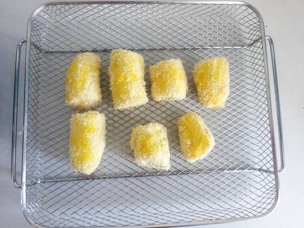 非油炸脆皮香蕉怎么做