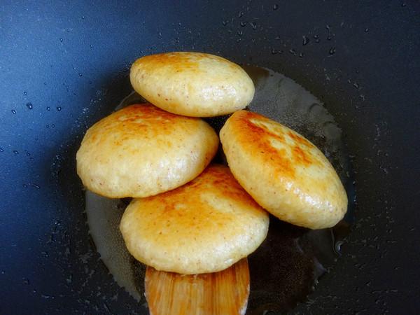 红枣糖芝麻饼怎么煮