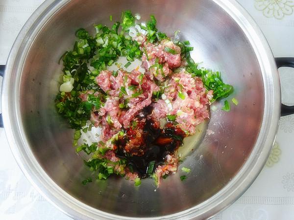 芹菜猪肉馅饺子的做法图解