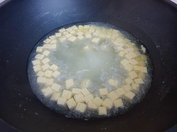 小白菜豆腐汤的简单做法