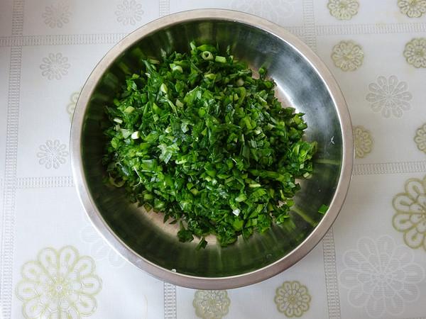猪肉韭菜馄饨的做法图解